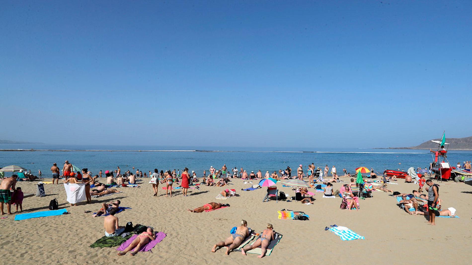 El turismo en España creció un 2% en 2018,  por primera vez en una década por debajo de la economía
