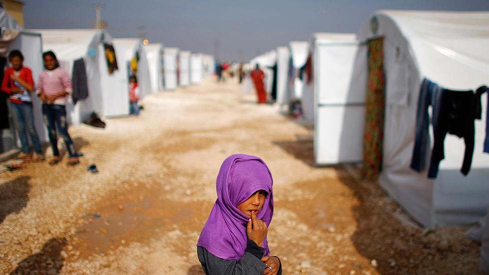 Turquía acoge ya a más de 1.600.000 refugiados sirios