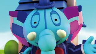 Videoclip - Fante, el elefante elegante