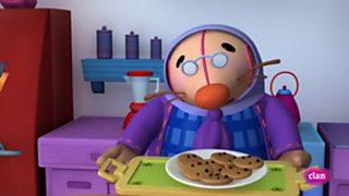 Las galletas de Tupa