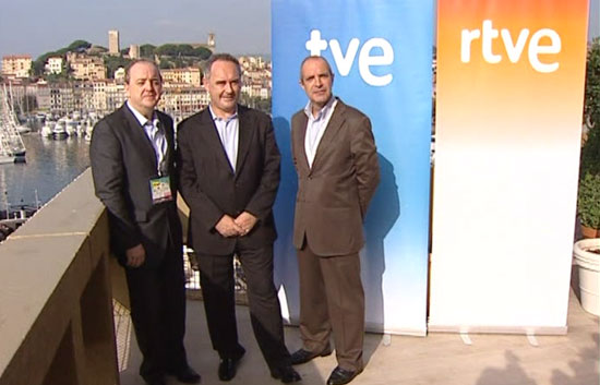 """TVE  presenta en Cannes la serie """"el Bulli, historia de un sueño"""""""