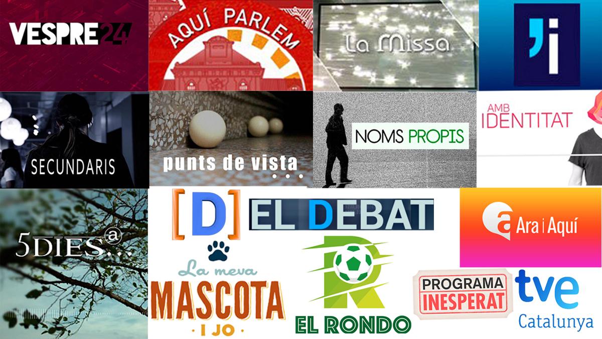 TVE Catalunya comença dilluns la nova temporada