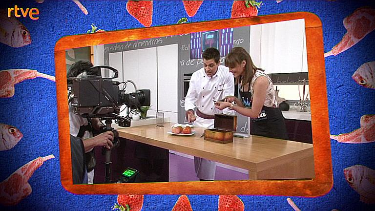 TVE estrena 'Cocina con Sergio'