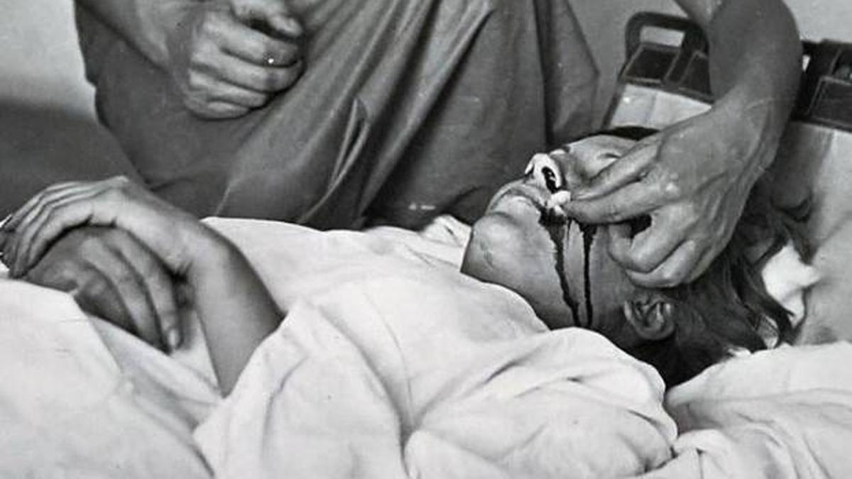 TVE rescata el testimonio del médico que confirma que la mujer de la fotografía es Gerda Taro