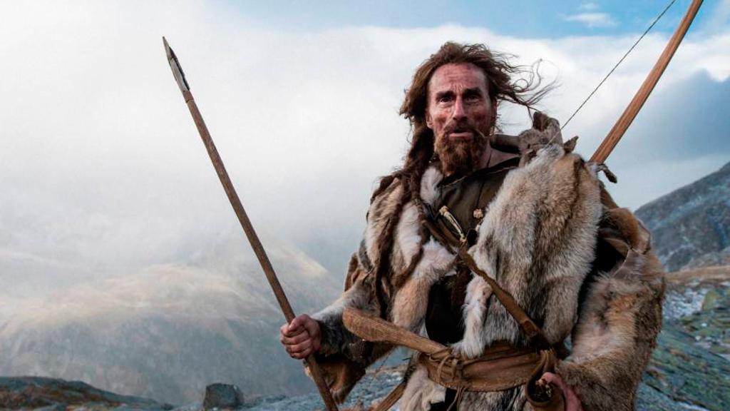 'Ötzi, el hombre del hielo'