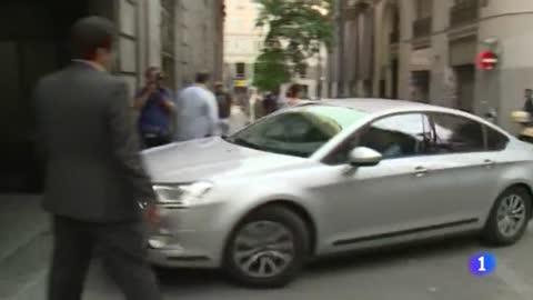 La UCO registra el despacho de Zaplana en Madrid en el marco de la Operación Erial