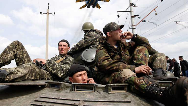 Informe Semanal - Ucrania: El Maidán del este