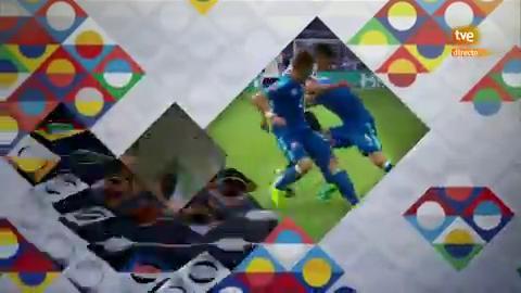 Fútbol - UEFA Nations League Previo Croacia - España (2)