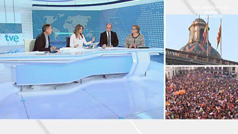 Especial informativo - Última hora de Cataluña (5) - Lengua de signos