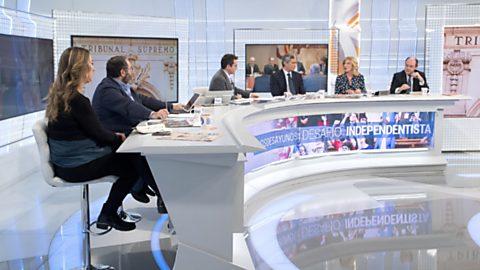 Los desayunos de TVE - Última hora de Cataluña