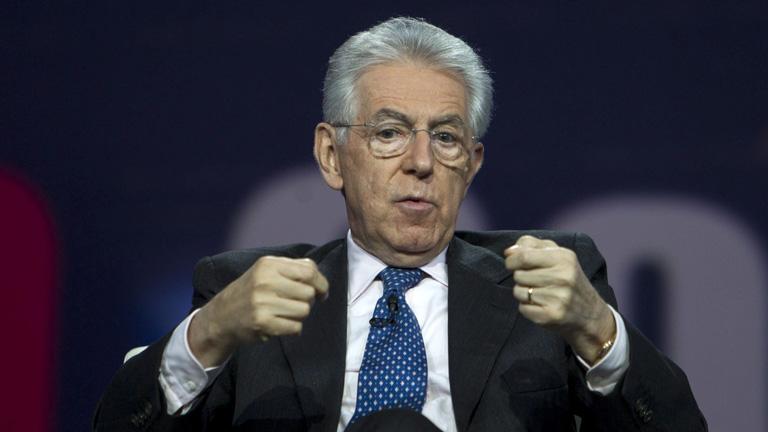 El primer ministro italiano mario monti afirma que es for Ultimas declaraciones del ministro del interior