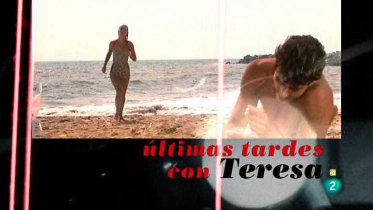 Versión española - Últimas tardes con Teresa