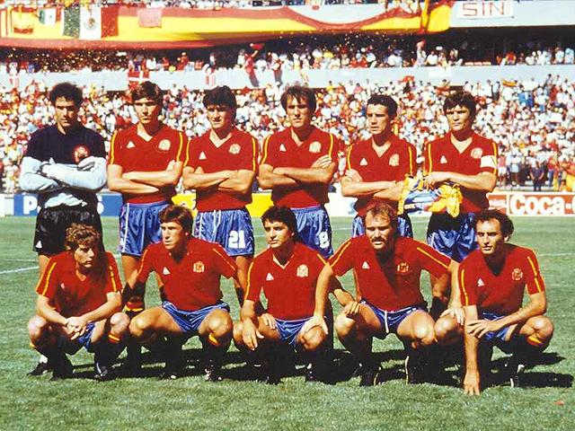 El último España - Brasil
