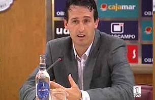 Unai Emery ficha por el Valencia