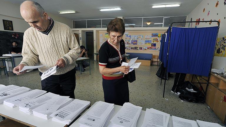 Grecia afronta unas elecciones cruciales para el país y Europa