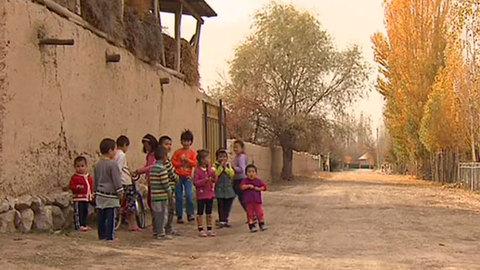 UNICEF lucha contra la falta de Educación en las zonas rurales de Kirguistán