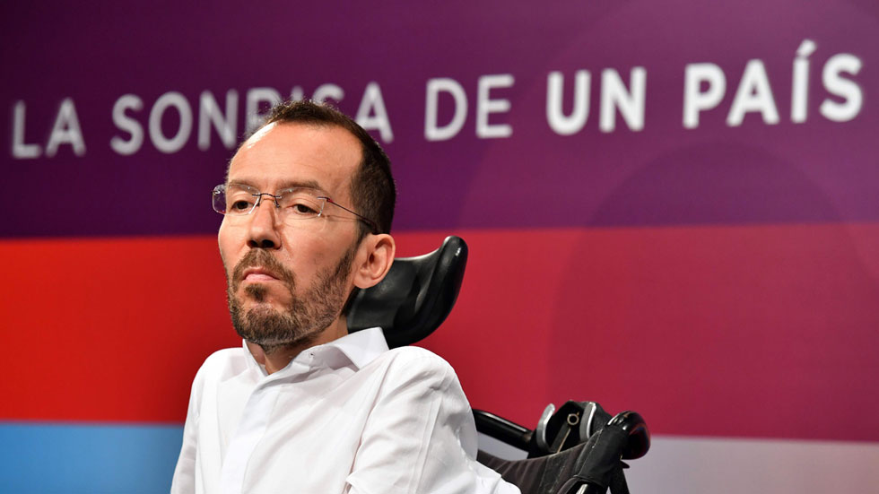 Unidos Podemos culpa al PSOE de la subida del PP
