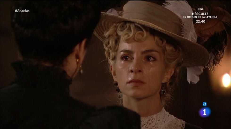 Acacias 38 - Úrsula a punto de desvelarle a Cayetana lo que sabe de Teresa