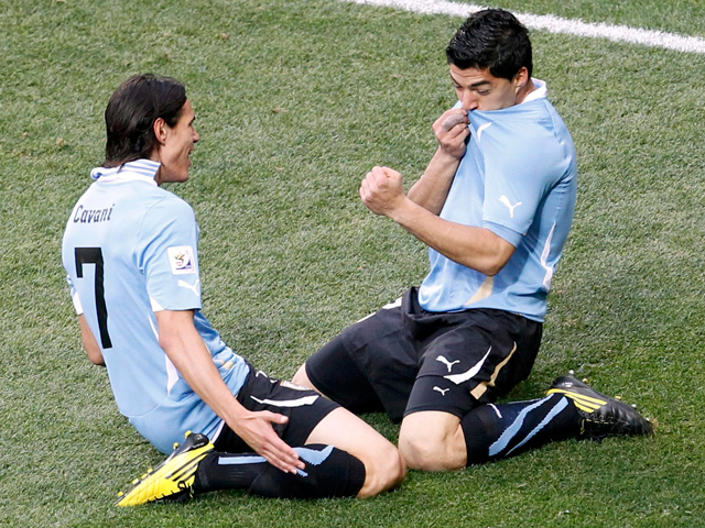 Resumen del Uruguay 2-1 Corea del Sur