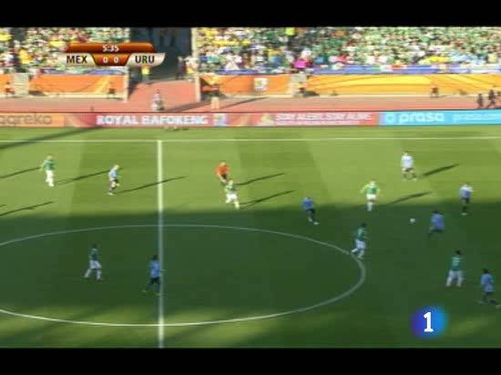 Uruguay y México clasificadas para la siguiente fase