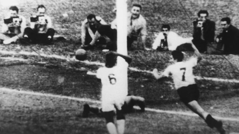 Uruguay protagonizó el 'Maracanazo' en el Mundial de Brasil de 1950