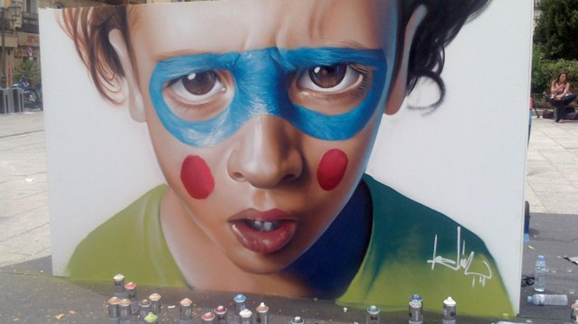Urvanity Art mostrará en ARCOMadrid grafitis  y murales de artistas urbanos