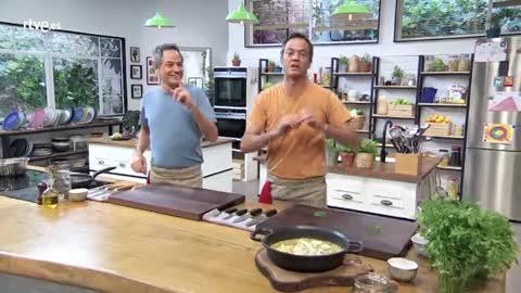 Torres en la cocina - Uvas con yogourt casero