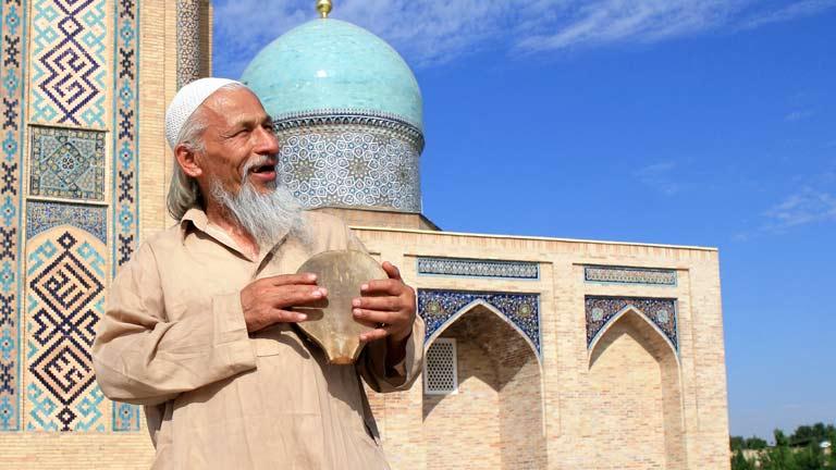 Otros pueblos - Uzbekistán. Rutas de seda