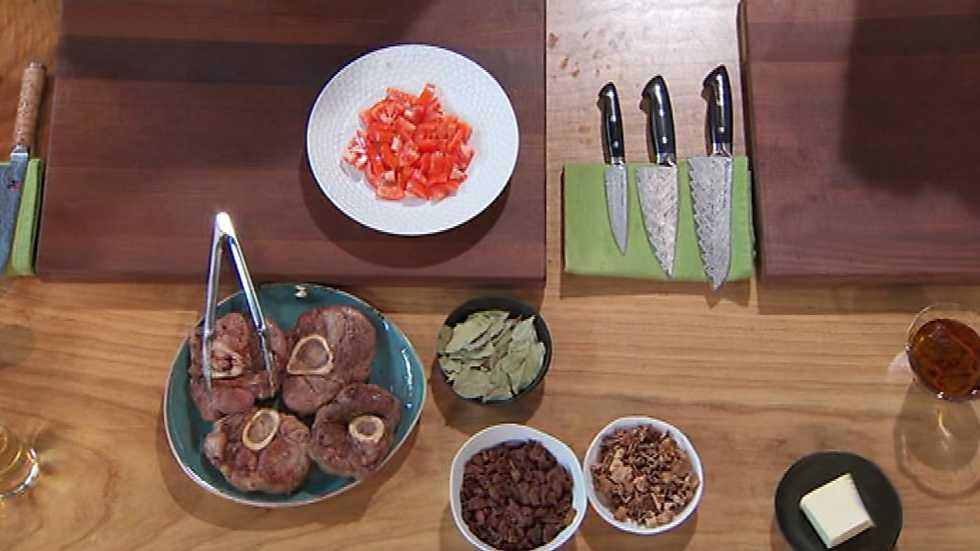 Torres en la cocina - Vacaciones en Italia