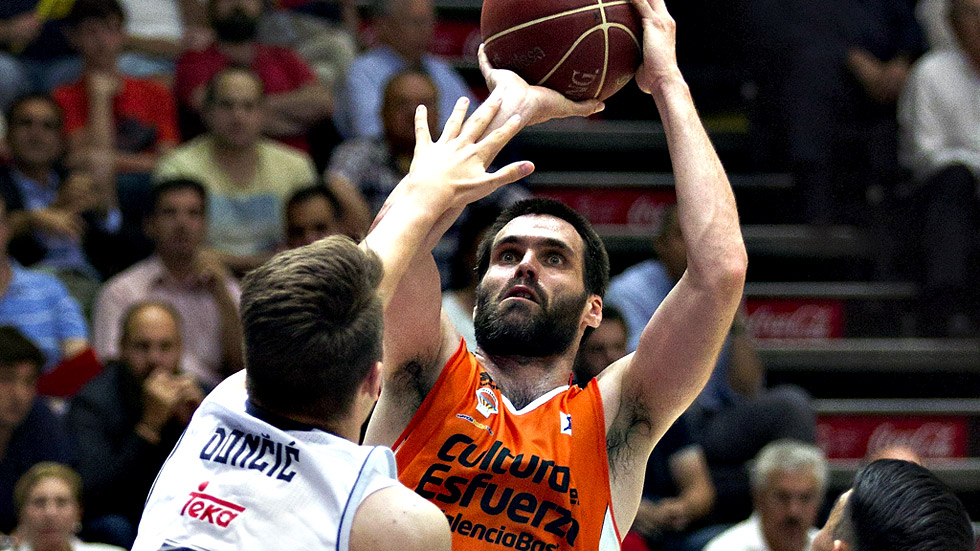 Valencia Basket 87-86 Real Madrid