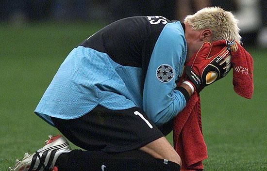 El Valencia volvió a perder una final (2001)
