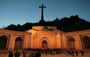 Valle de los Caídos 50 aniversario: Inauguración
