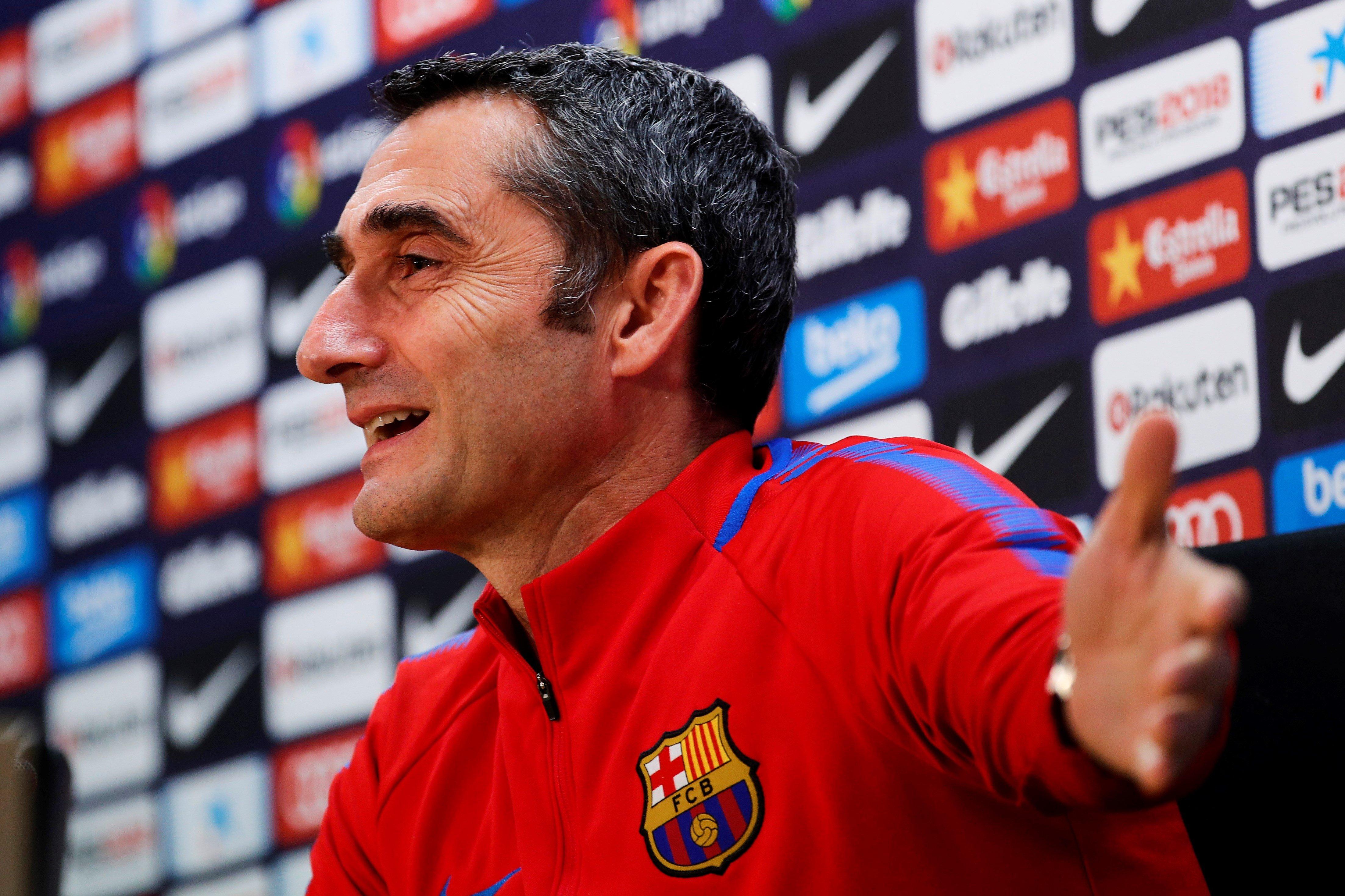 Valverde da descanso a 'pesos pesados' de cara a la final de Copa