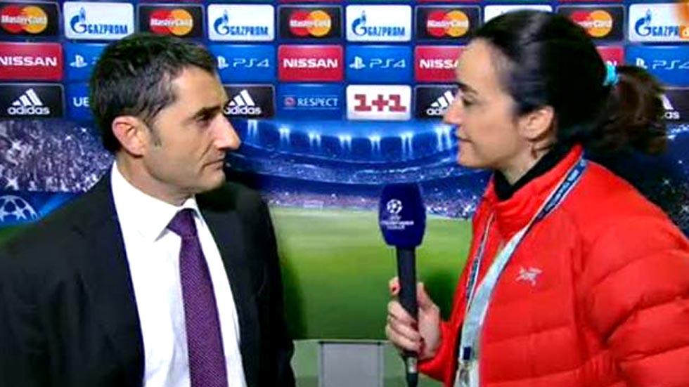 """Valverde: """"Nos hace falta un punto, pero solo pensamos en ganar al BATE"""""""