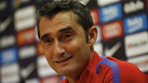 """Valverde: """"El objetivo es prolongar la buena racha"""""""