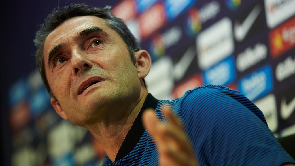 """Valverde pide un poco de """"distensión"""""""