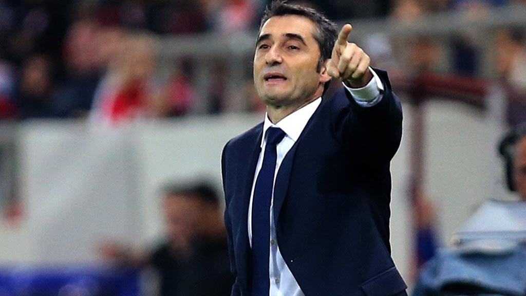 """Valverde: """"Quedan dos partidos y estamos en la misma situación"""""""