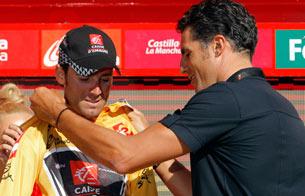 Valverde sigue de líder