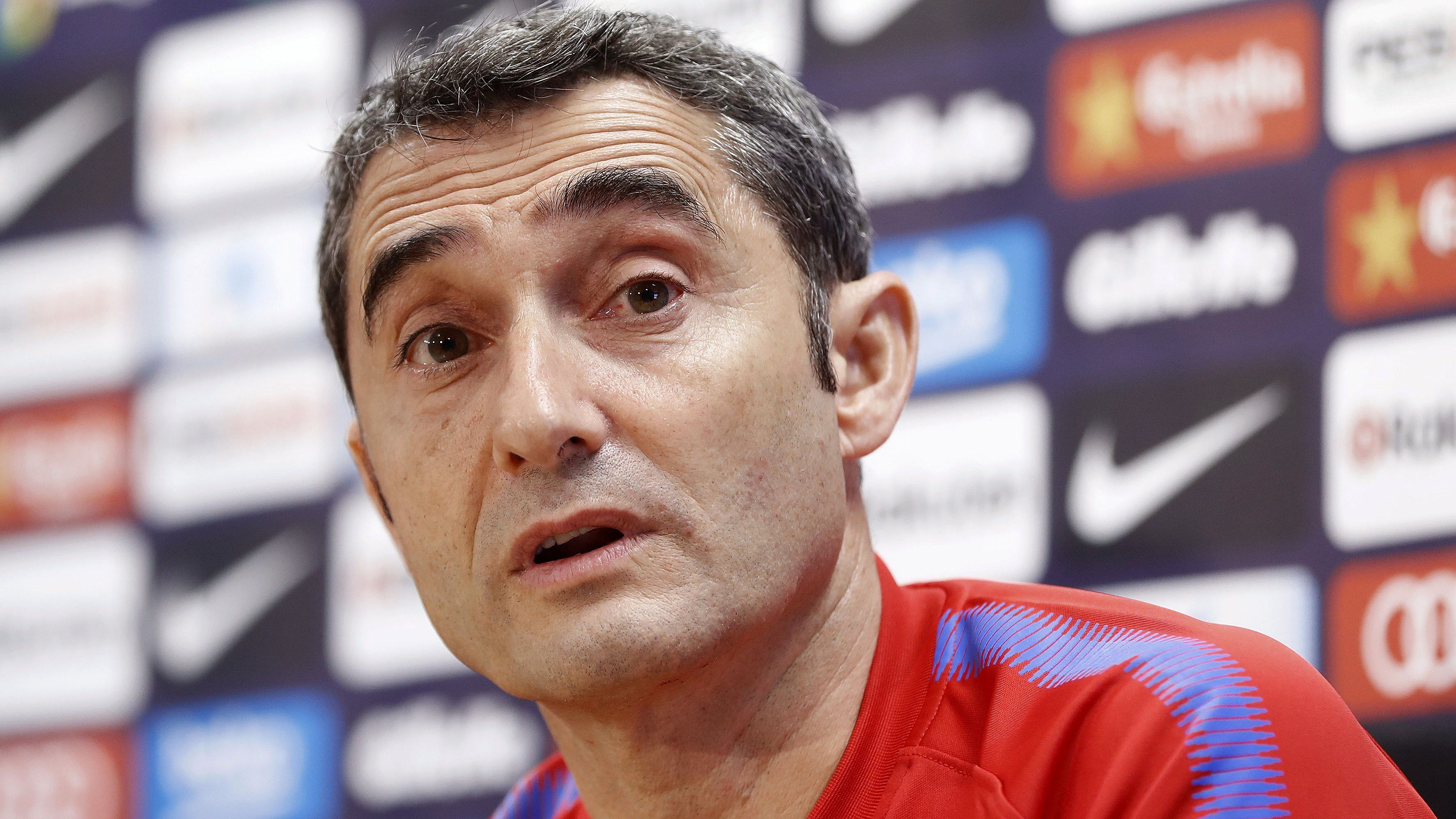 """Valverde: """"Nos lo tomamos como una final"""""""