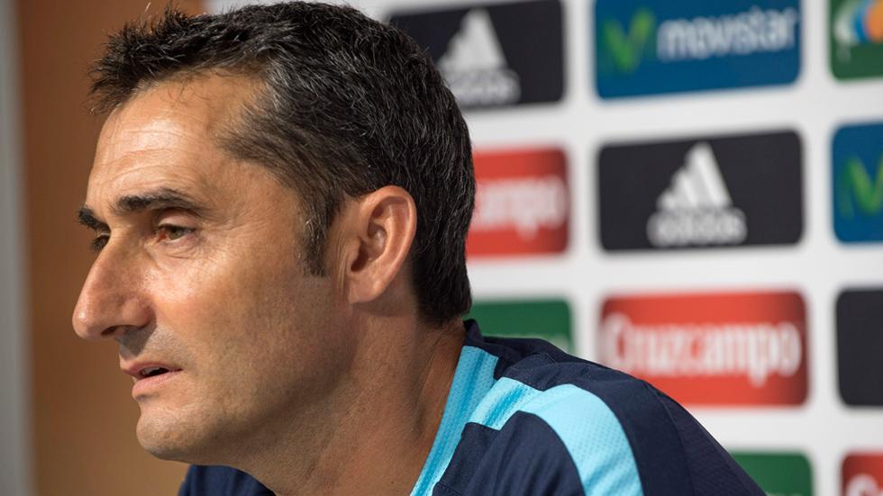 """Valverde: """"Vamos a ver si esta vez puede ser"""""""