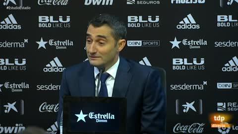 """Valverde: """"Ya he jugado una final en campo del rival y prefiero no repetir"""""""