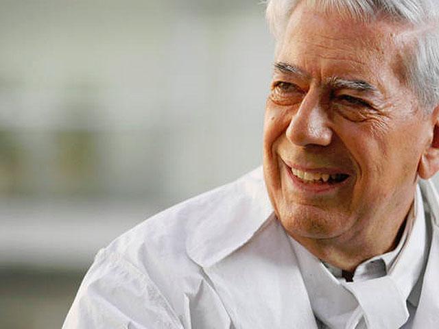 Anuncio del Nobel a Mario Vargas Llosa