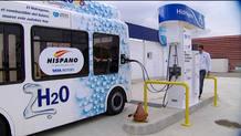 Varias ciudades españolas han ensayado el transporte público basado en hidrógeno
