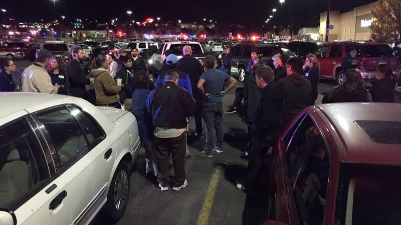 Varios testigos describen a la Policía el tiroteo