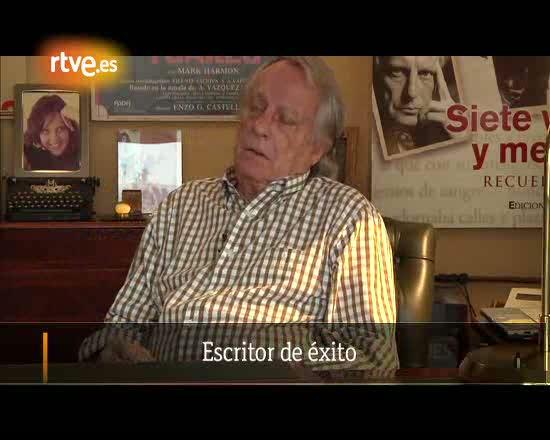 Vázquez-Figueroa: escritor de éxito