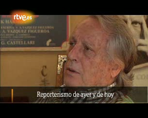 Vázquez-Figueroa: reporterismo de ayer y de hoy