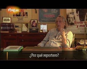Vázquez-Figueroa: ¿por qué reportero?