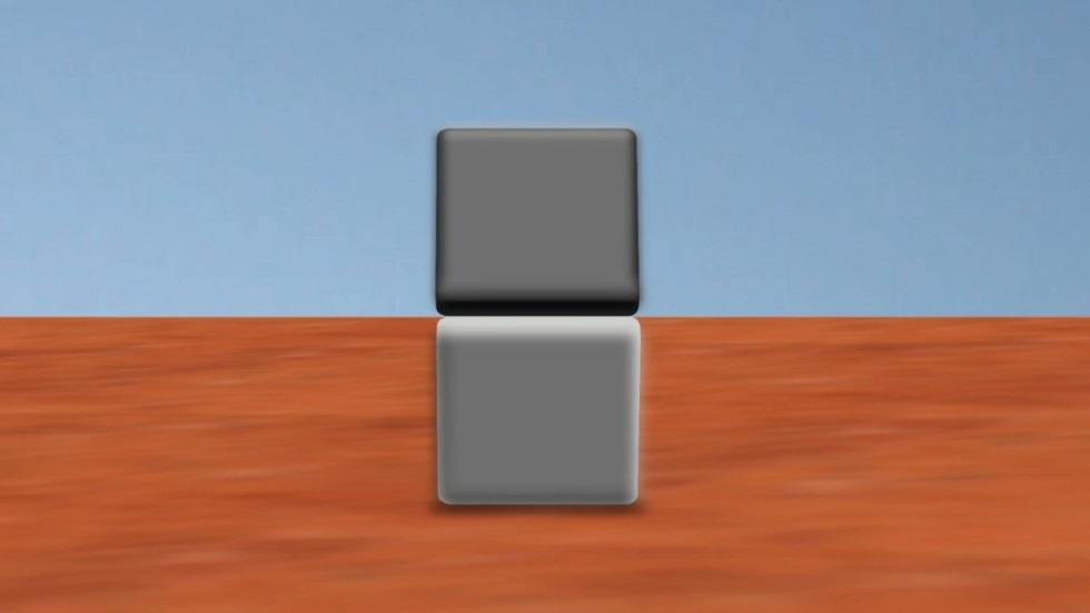 Desafía tu mente - ¿Por qué vemos dos tonos diferentes si son exactamente iguales?