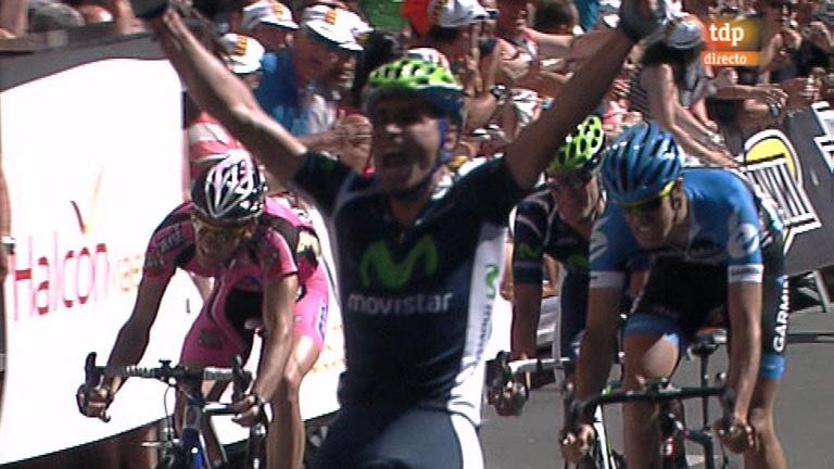 Ventoso, campeón de España de ciclismo en ruta