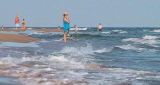 Comando al sol -  de veraneo -Veranear en el Mar Menor